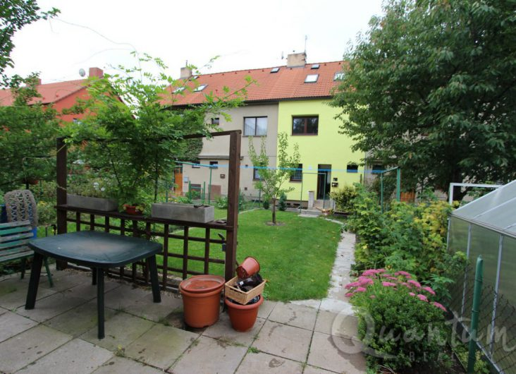 Prodej rodinného domu 4+1, Praha 10, Strašnice