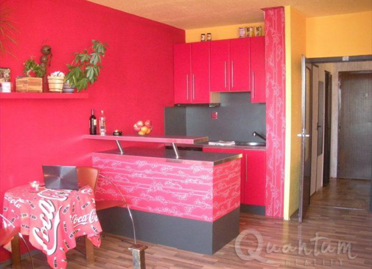 Prodej bytu 1+0, Majerského, Praha 4, Chodov