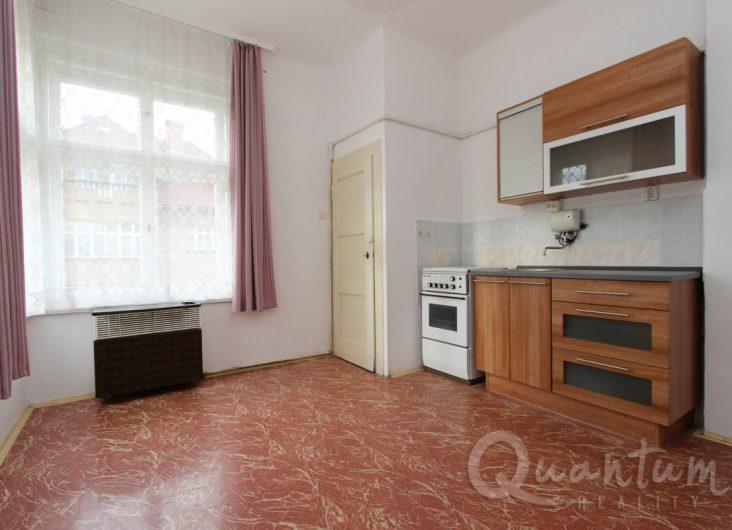 Pronájem bytu 1+1, Praha 6, Střešovice