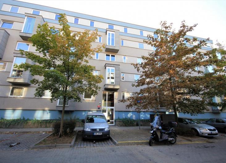 Pronájem bytu 1+kk, Praha 9