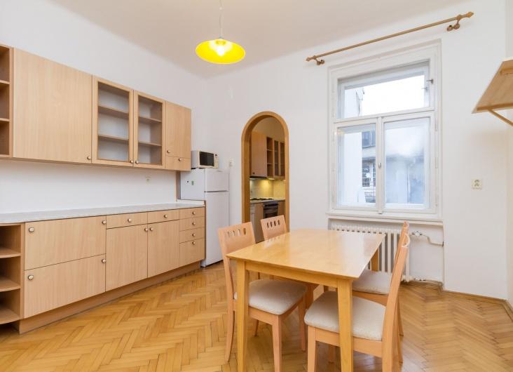 Pronájem bytu 2+1, Praha 2