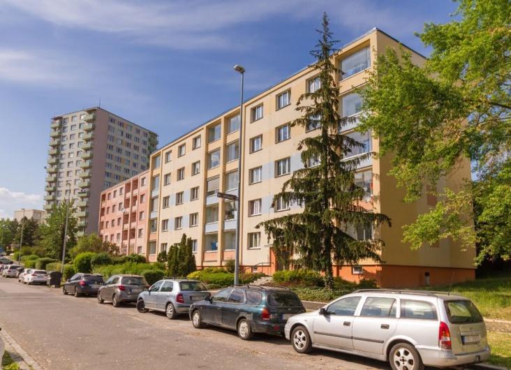 Prodej bytu 2+1, Praha 10