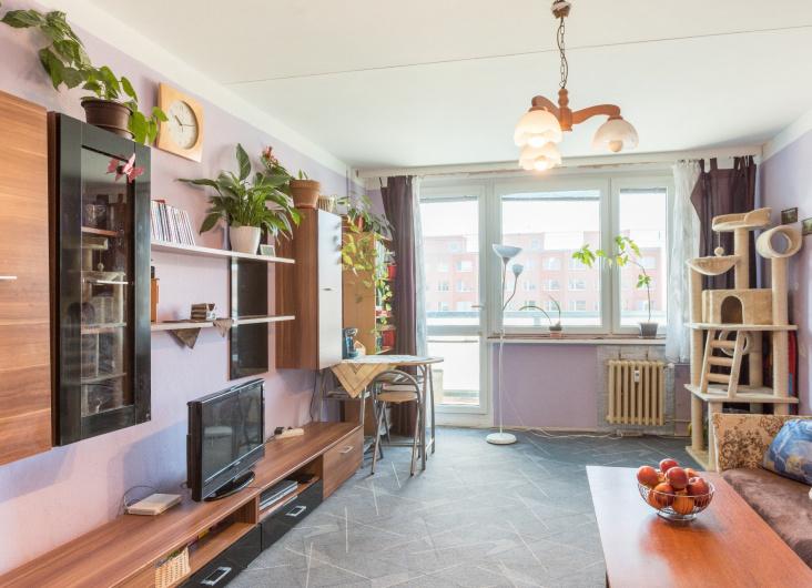 Prodej bytu 4+1, Praha 13