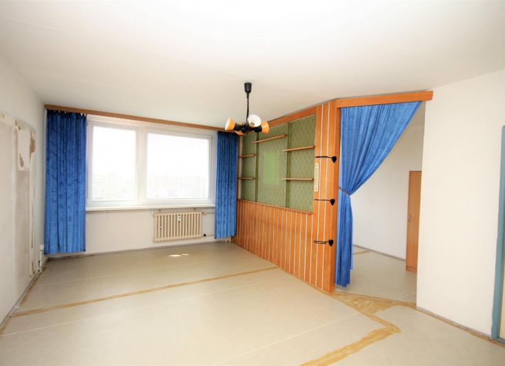 Prodej bytu 2+kk, Praha 8