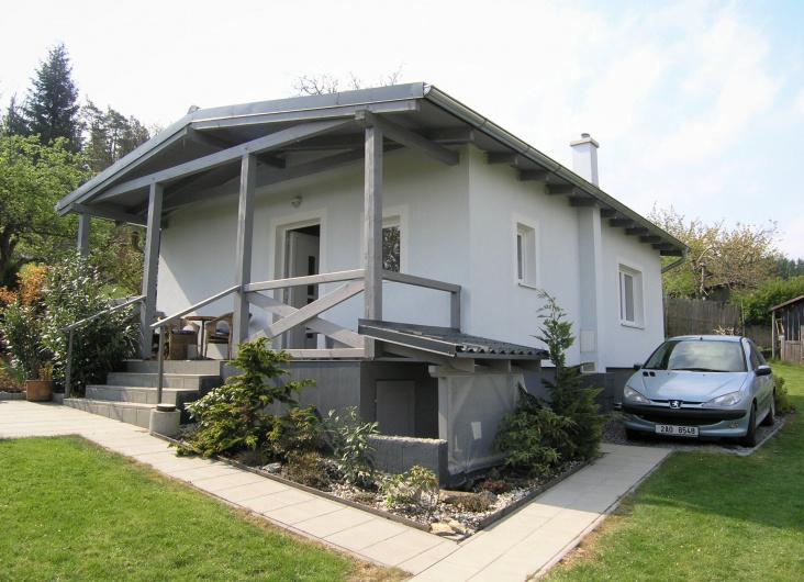 Prodej rekreačního domu 3+kk, Halouny