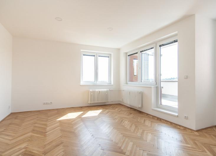 Pronájem bytu 3+1, Praha 6