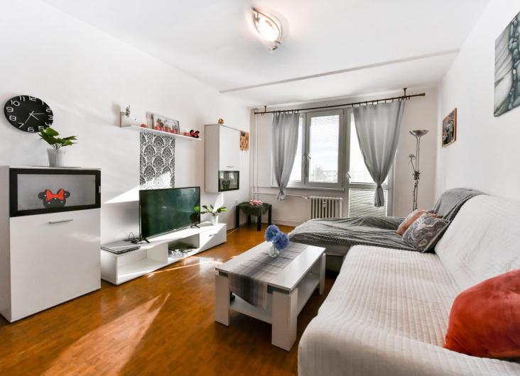 Prodej bytu 2+1, Veselí nad Lužnicí