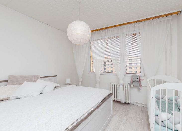 Prodej bytu 3+1, Jirkov