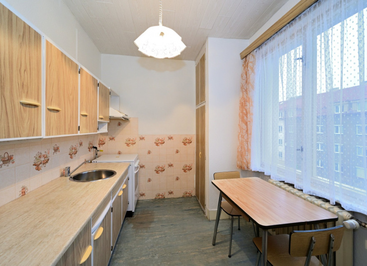 Pronájem bytu 2+1, Praha 6