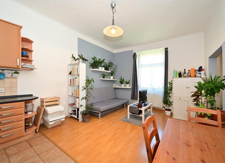 Pronájem bytu 2+kk, Praha 7